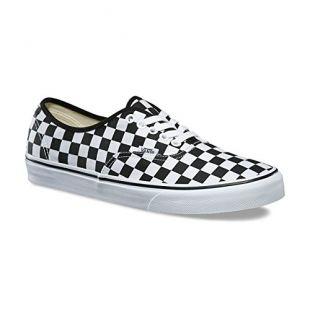 Authentic (Checkerboard) Black/True White