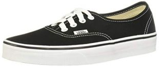 Authentic Unisex Skate Trainers Shoes Black
