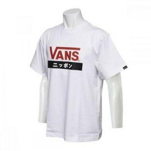 VANS T-shirts tshirts NIPPON JAPAN S/S T-shirt Vans-jpabc 18SM Blanc  | eBay
