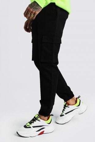 Pantalon de jogging fonctionnel avec poche cargo