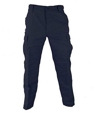 Propper Men's Zip Fly BDU Trouser, LAPD Navy, Medium Regular