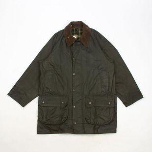 vintage Barbour Gamefair veste cirée c42 L OLIVE