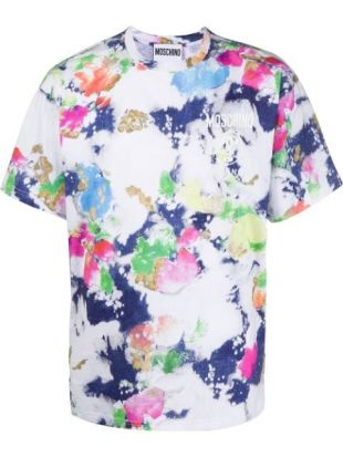 Moschino t-shirt Imprimé