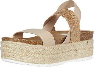 Circa1 Wedge Sandal Natural Multi