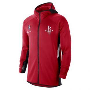 Sweat à capuche NBA Houston Rockets Nike Therma Flex Showtime
