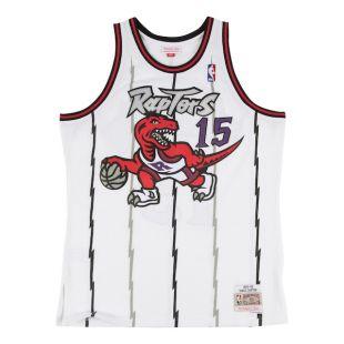Maillot Swingman Home Hardwood Classics Vince Carter Toronto Raptors-homme | NBA