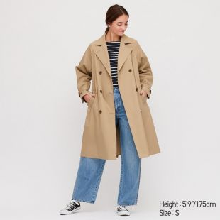 Trench Relax Femme