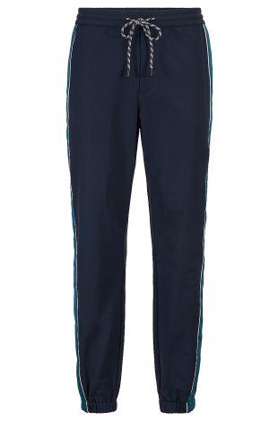 Pantalon de jogging Relaxed Fit en tissu bi-stretch