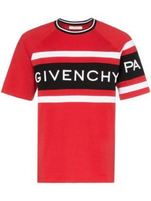 Givenchy t-shirt à Logo Imprimé