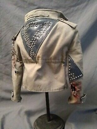 "Terminator Green 9"" Battle Jacket"