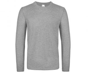 Tee-shirt homme manches longues B&C BC05T
