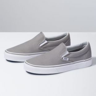 Slip-On sneakers in grey