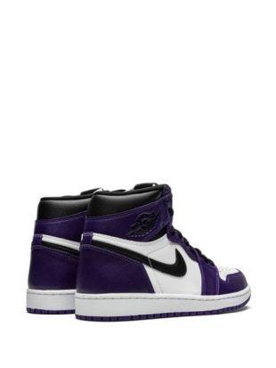 "Jordan Baskets Montantes Air Jordan 1 Retro High OG ""Court Purple 2.0"""