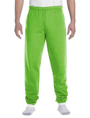 Lightweight Sweatpants Elastic Pockets Jogger Pants