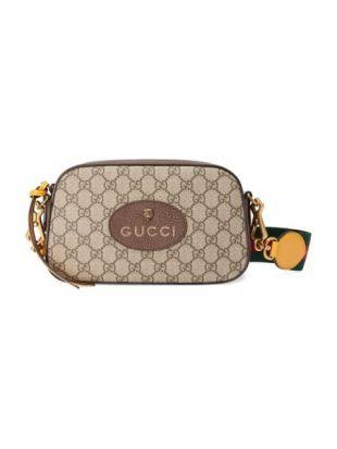 Gucci Sac Porté Épaule GG Supreme