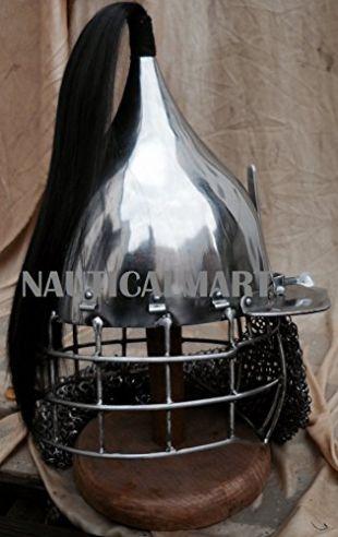 NauticalMart Medieval Combat SCA Mongolian Helmet