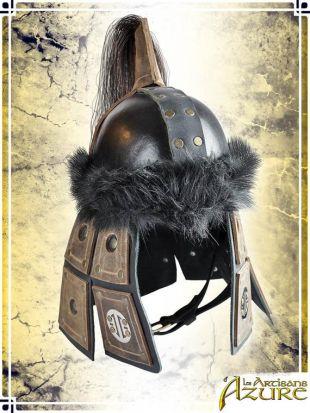 Armure du Nomade - Casque