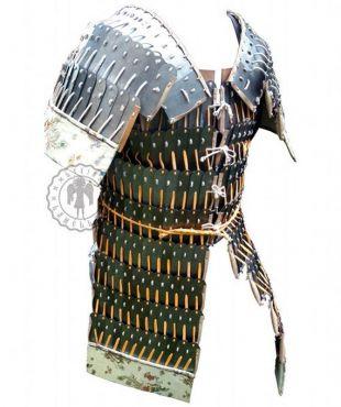 Armure médiévale lamellaire sino-mongole