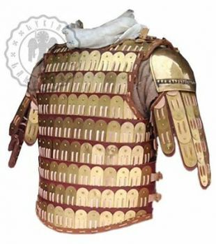 Medieval Byzantine lamellar Armor medieval armour Breastplate/Jacket Armor