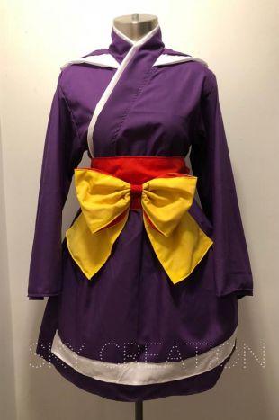 Robe Kimono Shiro