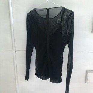 Robert Rodriguez Sheer illusion Femme Taille Moyenne    eBay