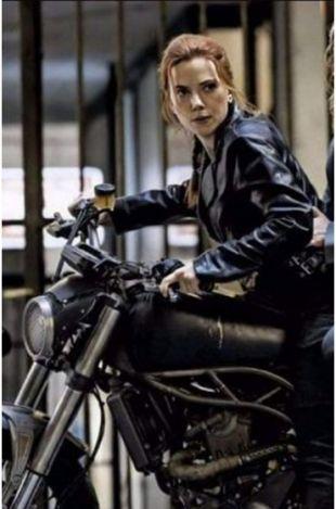 Black Widow 2020 Natasha Romanoff Jacket - Movies Jacket