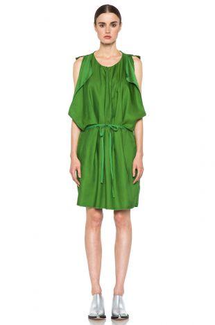 Green Marnay Dress