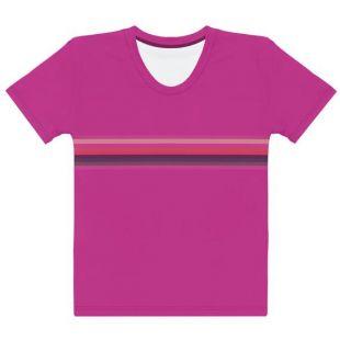 Pink Lucky Rainbow T-Shirt