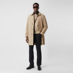 Paletot Heritage The Pimlico (Miel) - Homme | Burberry