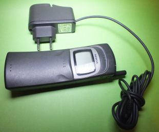 Original Nokia 8110i téléphone portable culte nhe-6bm téléphone de voiture classique rare 8110 I top