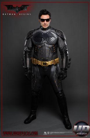 Batman Begins™ Pre Suit Replica Nomex Design