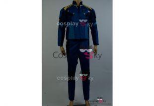 Star Trek Beyond Captain Kirk Commander Battle Suit Cosplay Costume