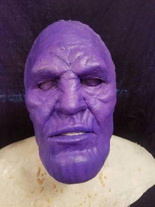 Les gardiens de Thanos Mad Titan de la galaxie Thanos Marvel Comic