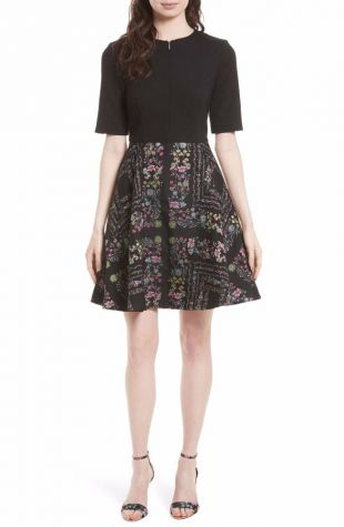 The Skirt By Ted Baker Worn By Veronica Lodge Camile Mendes