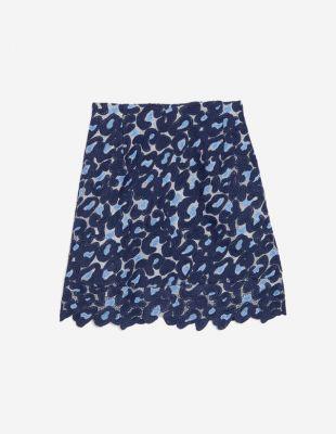 """""""Leopard"""" Lace Skirt"""
