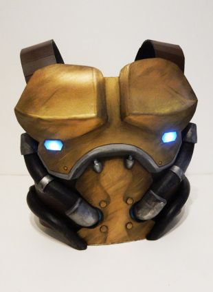 Armure LED Mccree d'overwatch