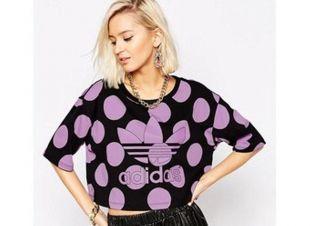 ADIDAS ORIGINALS  Crop T shirt