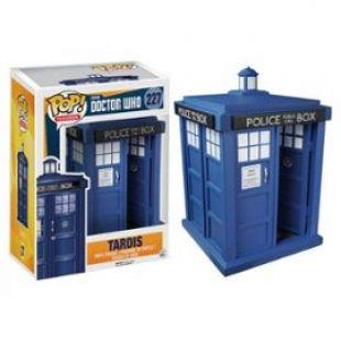 Figurine Doctor Who - Tardis Oversize Pop 15cm