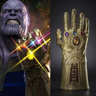 Avengers Thanos Infinity Gauntlet Cosplay Gants - Avengers: Infinity War