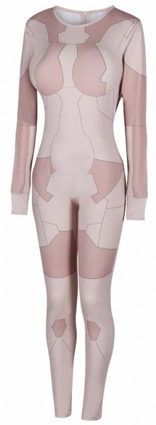 Ghost In The Shell Major Cosplay Costume Scarlett Johansson Movie Fancy Dress  | eBay