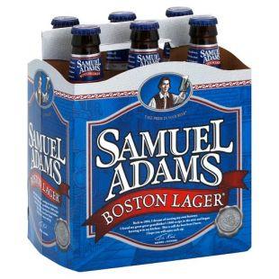 Samuel Adams® Boston Lager - 6pk / 12oz Bottles