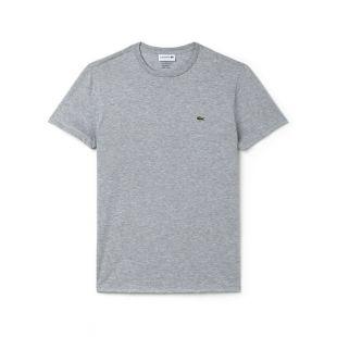 T shirt col rond Grande Taille en jersey de coton pima