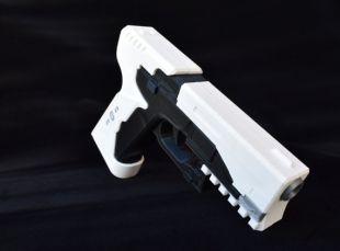 Thermoptic Pistol