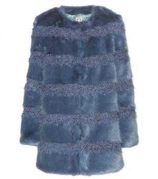 SHRIMPS Bobbin faux fur coat