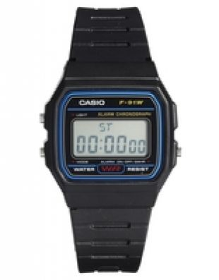 Casio Classic Digital Watch F-91W-1XY