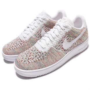 Nike AF1 Ultra Flyknit Low Air Force 1 Multi Color Men Classic Shoes 817419 701   eBay
