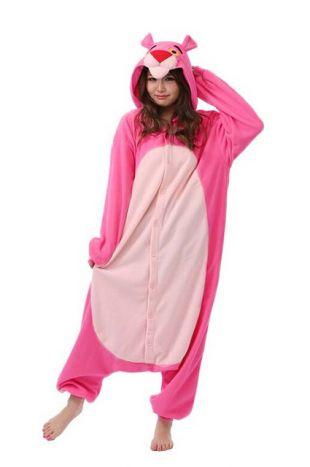 New Animal Pink Adult Panther Pajamas Sleepwear Pyjamas Unisex Onesies Sleepsuit dans   de   sur AliExpress.com   Alibaba Group