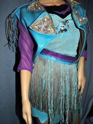Costume worn by Uma (China Anne McClain) as seen in