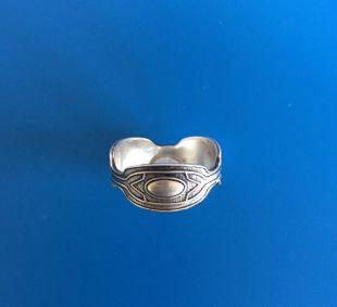 Black panther ring replica