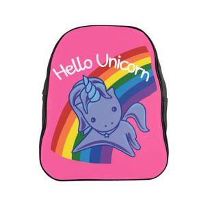 Sac à dos Hello Unicorn